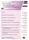 Improving the Investment Process through Risk Management - Bluford H. Putnam, D. Sykes Wilford, M. Barton Waring