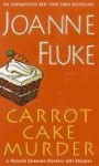 Carrot Cake Murder (Hannah Swensen) by Fluke, Joanne(May 1, 2012) Mass Market Paperback - Joanne Fluke