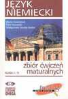 Język niemiecki zbiór ćwiczeń maturalnych klasa I i II + KS (Płyta CD) - Maria Gawrysiuk, Piotr Kowalski, Szurlej Gielen Małgorzata