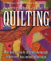 Complete Guide to Quilting (Better Homes and Gardens) - Better Homes and Gardens