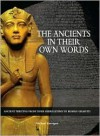 The Ancients In Their Own Words - Michael Kerrigan