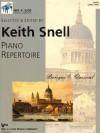 GP605 - Piano Repertoire: Baroque & Classical Level Five - Keith Snell