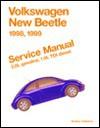 Volkswagen New Beetle: 1998,1999: Service Manual: 2.0L Gasoline, 1.9L Tdi Diesel, 1.8L Turbo - Bentley Publishers