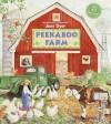 Peekaboo Farm (Great Big Board Book) - Annie Ingle