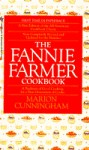 The Fannie Farmer Cookbook - Marion Cunningham