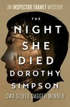 The Night She Died - Dorothy Simpson
