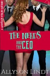 The Nerds and the CEO: A #GeekLove Ménage Romance (The Nerd Love Equation) - Allyson Lindt