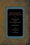 Reorganizing Popular Politics: Participation and the New Interest Regime in Latin America - Ruth Berins Collier, Samuel Handlin