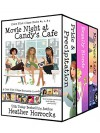 Movie Night at Candy's Cafe: Chick Flick Clique Books #1, 2, & 3 - Heather Horrocks