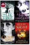 Frances Hardinge Collection 4 Books Set-Fly By Night, Cuckoo Song,The Lie Tree, A Face Like Glass by Frances Hardinge (2015-11-09) - Frances Hardinge