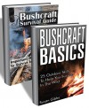 Bushcraft BOX SET 2 In 1. An Ultimate Survival Guide With 40+ Outdoor Skills To Help You Survive In The Wild: (Bushcraft, Bushcraft Outdoor Skills, Bushcraft ... Survival Books, Survival, Survival Books) - Sarah Frost, Susan Gibbs