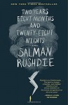 Two Years Eight Months and Twenty-Eight Nights: A Novel - Salman Rushdie