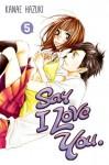 Say I Love You. 5 - Kanae Hazuki