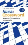The Times 2 Crossword Book 18 - The Times Mind Games, John Grimshaw