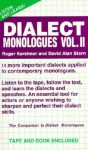 Dialect Monologues - Roger Karshner, David Alan Stern