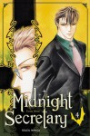 Midnight Secretary, volume 4 - Tomu Ohmi