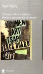 Discurso sobre a Estética Poesia e Pensamento Abstracto - Paul Valéry