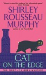 Cat on the Edge - Shirley Rousseau Murphy