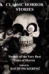 Classic Horror Stories - David Pickering