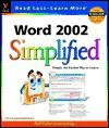 Word 2002 Simplified - Ruth Maran, MaranGraphics