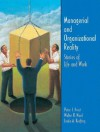 Managerial and Organizational Reality - Peter J. Frost, Walter R. Nord