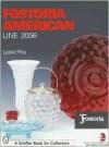 Fostoria American: Line 2056 - Leslie Piña, Leslie Pia