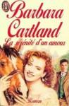 La sérénité d'un amour - Barbara Cartland