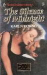 The Silence of Midnight (Harlequin Superromance No. 500) - Karen Young, Karen Stone