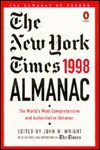 The New York Times Almanac 1998: The World's Most Comprehensive and Authoritative Almanac - John W. Wright