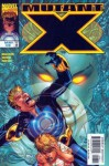 Mutant X #8 - MACKIE