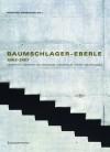 Baumschlager - Eberle 2002-2007: Architektur - Menschen Und Ressourcen - Architecture - People and Resources - Winfried Nerdinger, E. Hueber, Judith Wolfframm, D. Steiner, G. Ullmann, K Daniels, M Corrodi, O Herwig, C Fuchs, V M Lampugnani, A. Lepik, O Schoch, A Simon, G. Walden