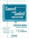 Concert and Contest Collection: For French Horn with Piano Accompaniment - H. Voxman