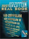Led Zeppelin: Just Led Zeppelin Real Book, C Edition Fakebook (Just Real Book) - Led Zeppelin