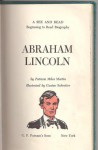 Abraham Lincoln (See and Read) - Patricia Miles Martin