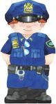 Police Officer - C. Mesturini, Cristina Mesturini