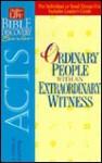 Ordinary People with an Extraordinary Witness - Joseph Snider