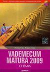 Vademecum Matura 2009 z płytą CD chemia - Stanisława Hejwowska