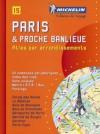 Michelin Paris Atlas (by Arrondissements) Map No. 15 - Michelin Travel Publications