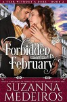 Forbidden in February (A Year Without a Duke Book 2) - Suzanna Medeiros