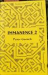 Immanence 2 - Peter Ganick