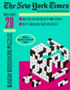 New York Times Sunday Crossword Puzzles, Volume 20: Fifty Sunday Puzzles - Eugene Maleska