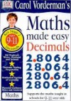 Maths Made Easy: Decimals Workbook (Carol Vorderman's Maths Made Easy) - Carol Vorderman