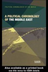 Political Chronology of the Middle East - Europa Publications, David Lea