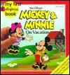 Walt Disney's Mickey & Minnie: On Vacation (My First Colorforms Book) - Ann Braybrooks, Karen Kreider