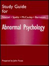 Abnormal Psychology - Douglas A. Bernstein, Michael T. Nietzel, Elizabeth Anne McCauley