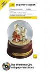 Teach Yourself Beginner's Spanish [With Paperback Book] - Mark Stacey, Angela Gonzalez Hevia