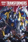Transformers More Than Meets the Eye #39 - James Roberts