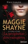 La prophétie des vampires (Children of Twilight, #1) - Maggie Shayne