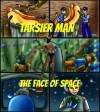 Tarsier Man: The Face of Space - Pat Hatt