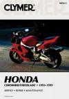 Honda CBR900RR/Fireblade 1993-1999 (Clymer Motorcycle Repair) - Ron Wright, Clymer Publications Staff